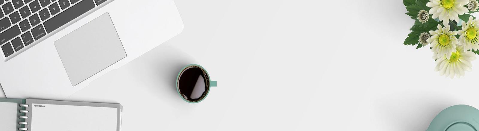 Bureau épuré, illustration du minimalisme