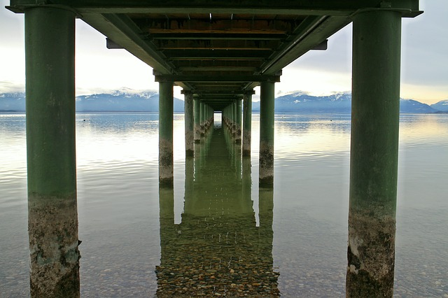 fondations piliers