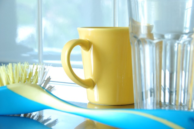 vie de tous les jours rangement vaisselle